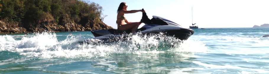 Jet Ski rentals in St. Thomas US Virgin Islands